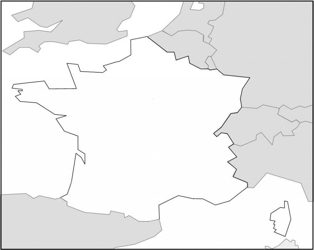 Carte France Ai