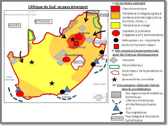 Croquis Afrique du sud dans Cartes Terminale afrique-du-sud